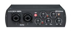 Interface de Áudio Presonus USB96 Preta