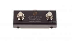 Pedal Footswitch Hotone Ampero FS-1 Dual Switch