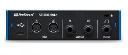 Interface de Áudio Presonus Studio 24C