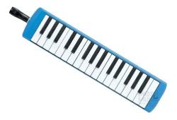 Pianica Yamaha Escaleta 32 Teclas P32-D