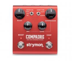 Pedal Guitarra Strymon Compadre Compressor e Boost