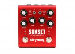 Pedal de Guitarra Strymon Sunset Dual Overdrive
