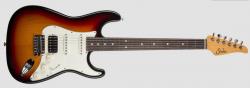 Guitarra Suhr Classic S 3-Tone Burst HSS