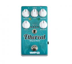 Pedal de Guitarra Wampler Ethereal Reverb e Delay