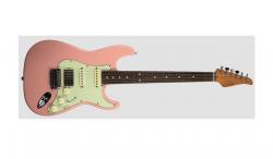 Guitarra Suhr Mateus Asato Shell Pink Antique